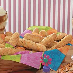 Late-Night Breadsticks Recipe