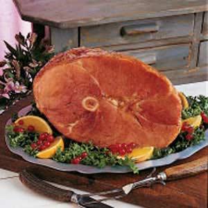 Festive Ham Glaze Recipe