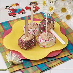 Marshmallow Treat Pops Recipe