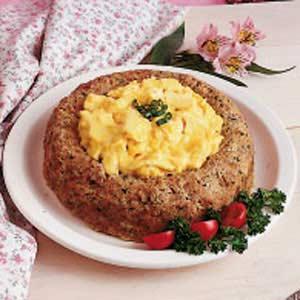 Breakfast Ham Ring Recipe
