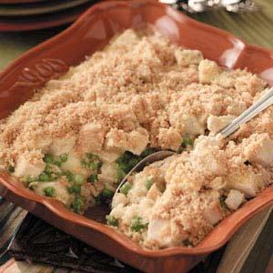 Cheddar Turkey Bake Recipe