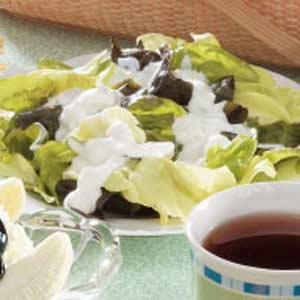 Easy Blue Cheese Dressing Recipe