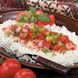 Catfish Creole Recipe