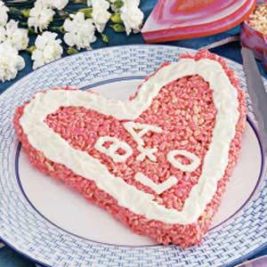 Sweetheart Treat Recipe