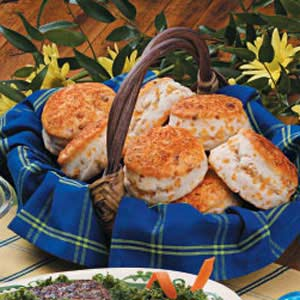 Paprika Cheese Biscuits Recipe