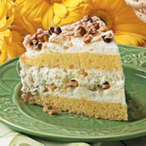 Pineapple Meringue Cake Recipe
