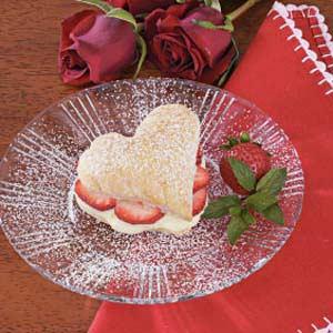 Valentine Napoleons Recipe
