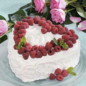 Sweetheart Fudge Cake Recipe
