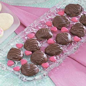 Chocolate Pecan Candies Recipe