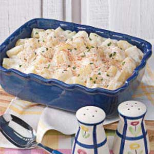 Creamed Potatoes Recipe