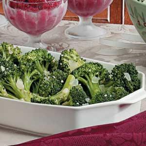 Lightly Dressed Broccoli Recipe