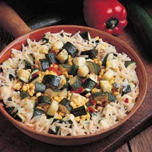 Continental Zucchini Recipe