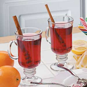 Mulled Holiday Drink Recipe