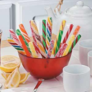 Sparkling Candy Swizzle Sticks Recipe