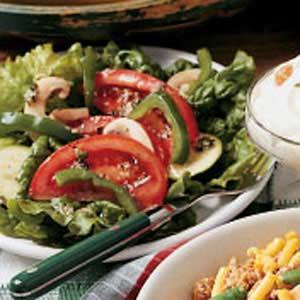 Quick Italian Salad Recipe