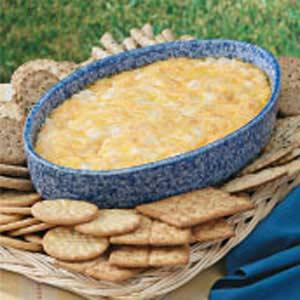 Hot Cheese Spread Recipe