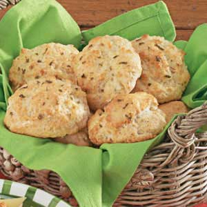 Ranch Biscuits Recipe