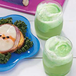 Springtime Lime Slushy Recipe
