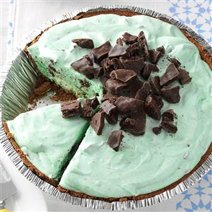 Grasshopper Pie Recipe