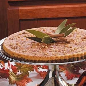 Cheesecake Pumpkin Dessert Recipe