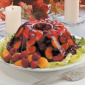 Cranberry Fruit Mold Recipe