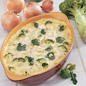 Broccoli Turkey Supreme
