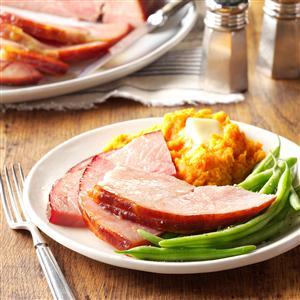 Slow-Cooked Ham Recipe