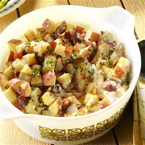 Slow Cooker Red Potatoes Recipe