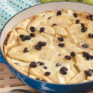 Apple Oven Pancake Recipe