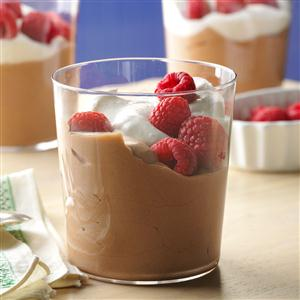 Semisweet Chocolate Mousse Recipe