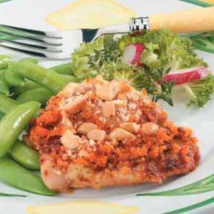 Deviled Chicken Thighs Recipe