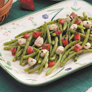 Green Bean Chicken Salad Recipe