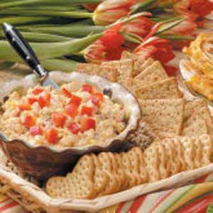 Cheesy Corn Spread Recipe