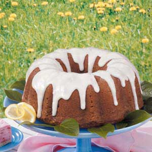 Lemon Lover's Pound Cake
