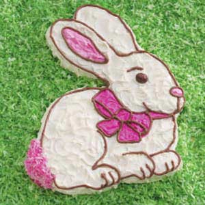 Easter Bunny Carrot Cake Recipe