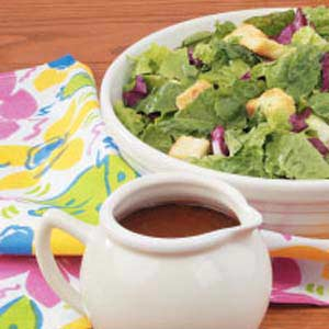 Tangy Balsamic Vinaigrette Recipe