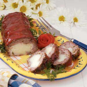Mashed Potato Meat Loaf Recipe