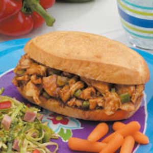 Easy Chicken Barbecue Recipe