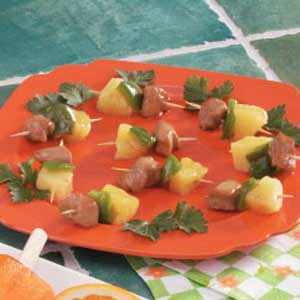 Mini Chicken Kabobs Recipe