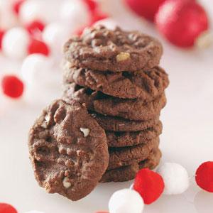 Macadamia Cocoa Cookies Recipe