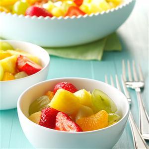 Sparkling Fruit Salad Recipe