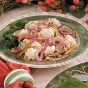 Chilled Cauliflower Salad Recipe
