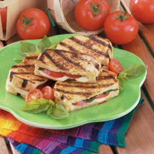 Fast Italian Grilled Cheese Recipe
