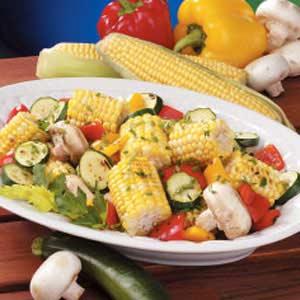 Summer Vegetable Medley Recipe