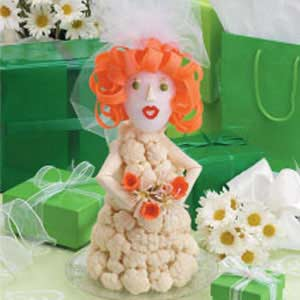 Cauliflower Bride Recipe