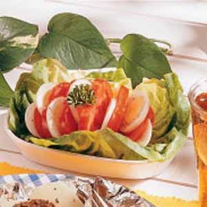 Egg and Tomato Salad Recipe