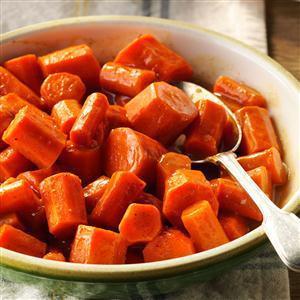 Pressure Cooker Orange Spice Carrots Recipe