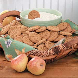 Gingersnap Dip Recipe