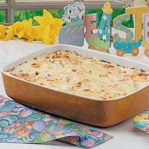 Asparagus Lasagna Recipe