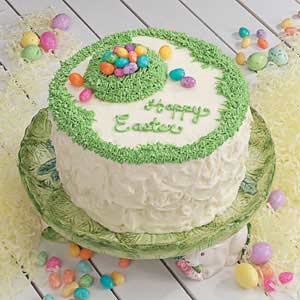 easter cake decorations poppy seed easter cake recipe taste of home 3787